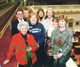 Rose Day at the Capitol - 2009