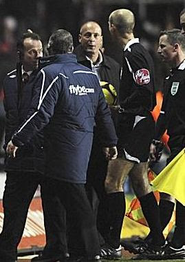 manchester united blog mike riley southampton fa cup