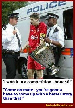 manchester united blog robbie keane gerrard mido liverpool rafa benitez
