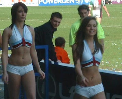 fulham cheerleaders