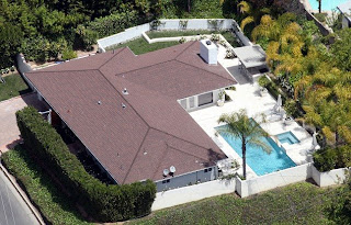 leona lewis new mansion hollywood hills