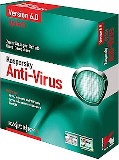 kaspersky anti virus hit by virus