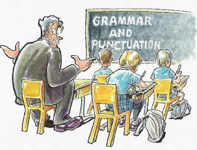 english language grammar