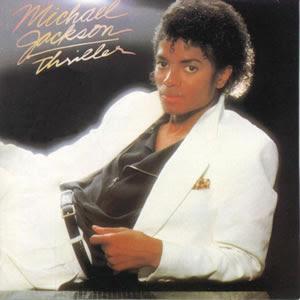 micheal jackson michael jackson thriller album cover