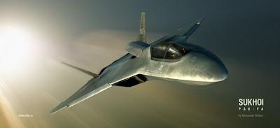russian stealth bomber sukhoi pak fa