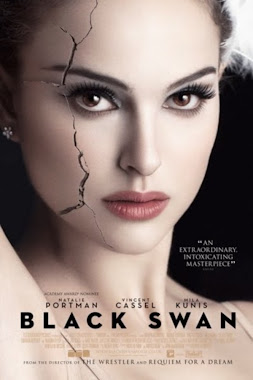 New BLACK SWAN poster