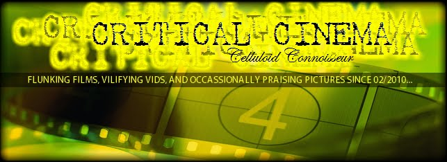 Critical Cinema --- Celluloid Connoisseur