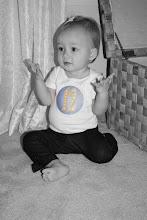twelve months old.