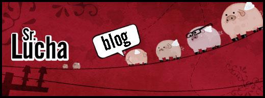 Sr. Lucha Blog