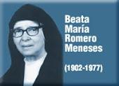 BEATA MARÍA ROMERO