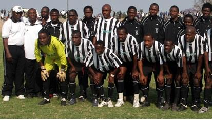 The Boys in Black and White: Highlanders FC (Zimbabwe)