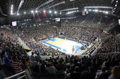 Sinan Erdem Spor Salonu (Fenerbahçe Ülker 81-68 Montepaschi Siena)