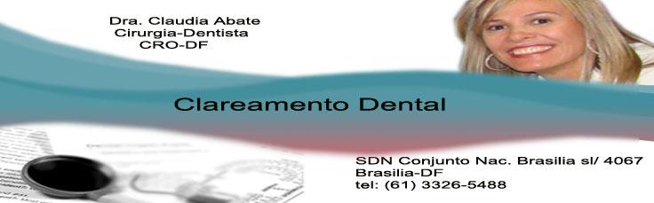 Clareamento Dental Brasilia - Sorriso mais branco