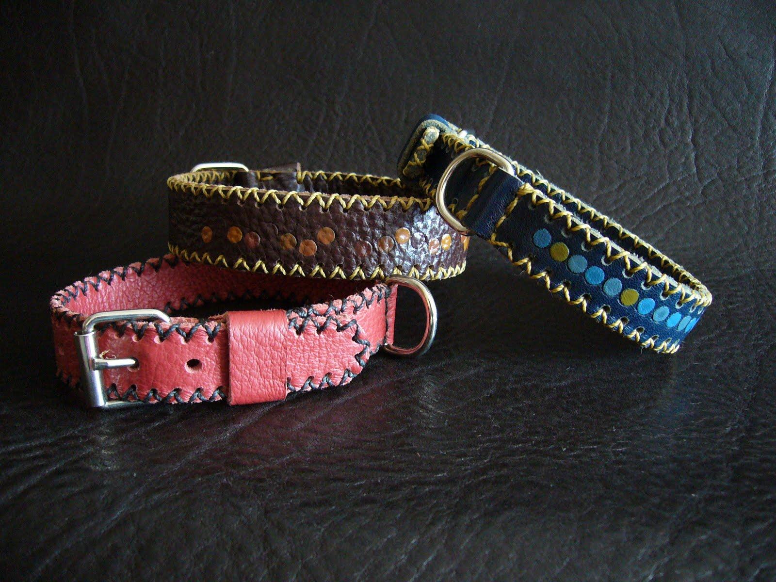 Collares hechos a mano para perros for Collares para perros