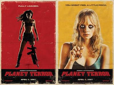 Planet Terror - Robert Rodriguez