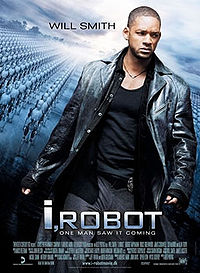 Yo robot - Will Smith - Alex Proyas