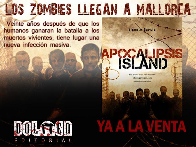 Apocalipsis Island - Vicente García