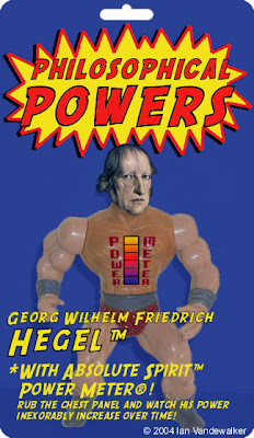 Philosophical Powers - Georg Wilhelm Friedrich Hegel