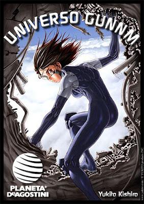 Universo Gunmm - Yukito Kushiro