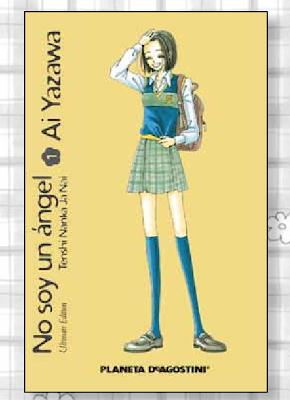 No soy un ángel, de Ai Yazawa