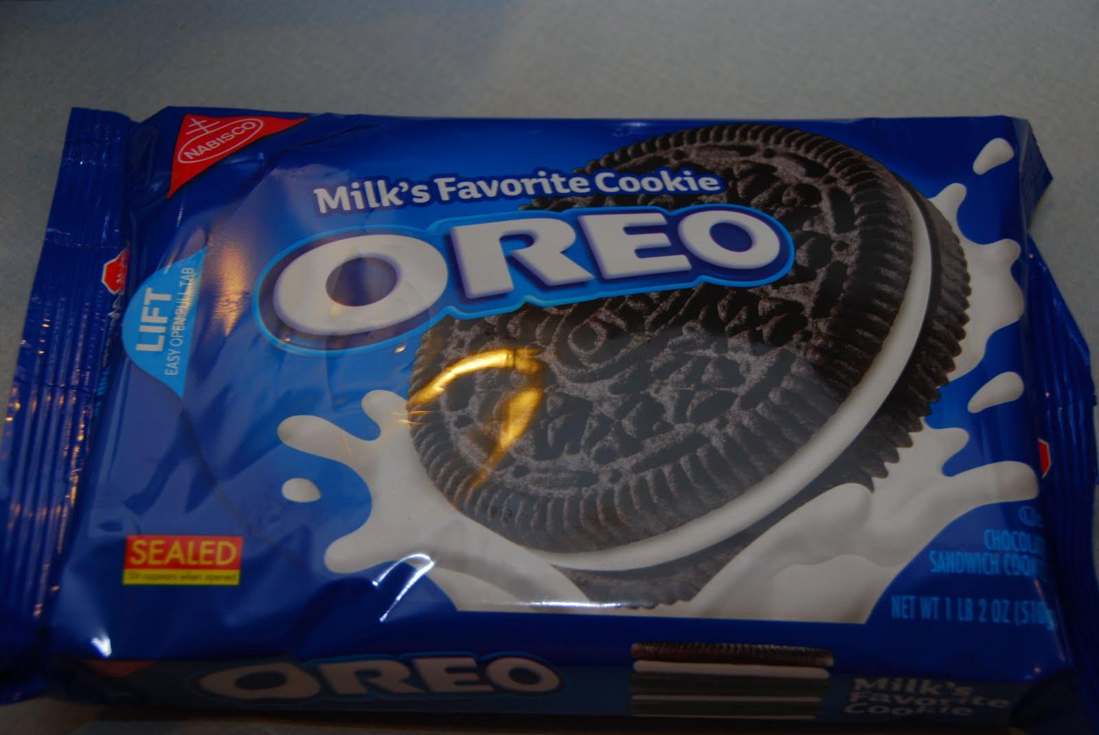 Oreo Package