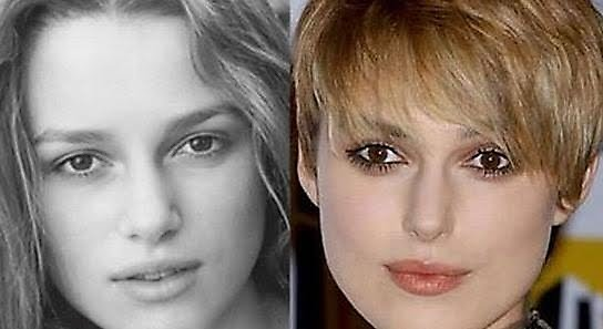 keira knightley nose job. wallpaper Keira Knightley: