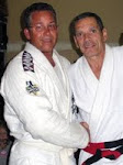 Relson Gracie & Myself