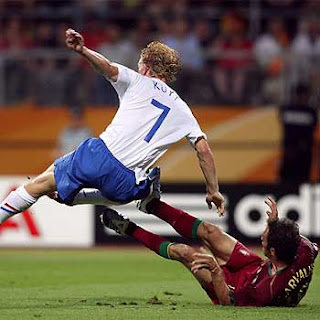 violencia del futbol