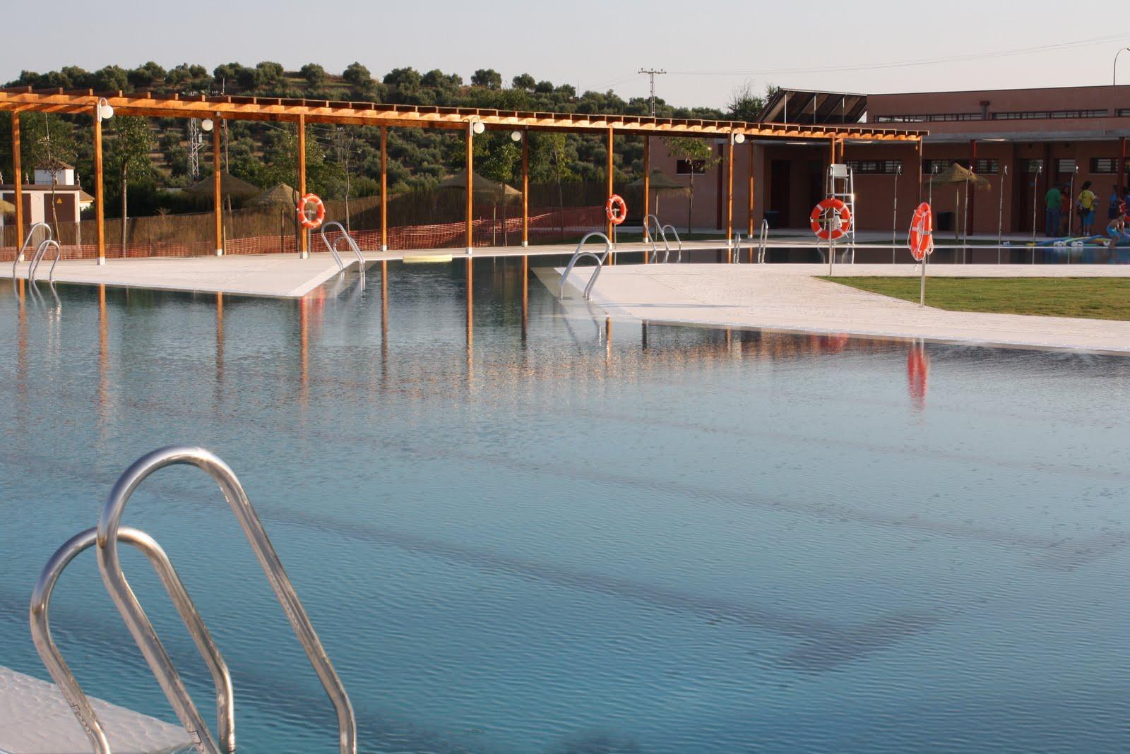 Izquierda unida de almod var del r o nueva piscina municipal for Piscina municipal cordoba
