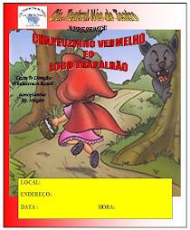 """"""" Chapeuzinho Vermelho e o Lobo Trapalhão"""""""