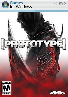 Categoria acao, Capa Download Prototype (PC)