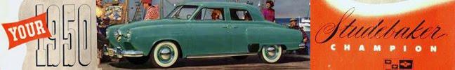 Studebaker Guide - Studebaker Cars and Studebaker Trucks - Studebaker Champion