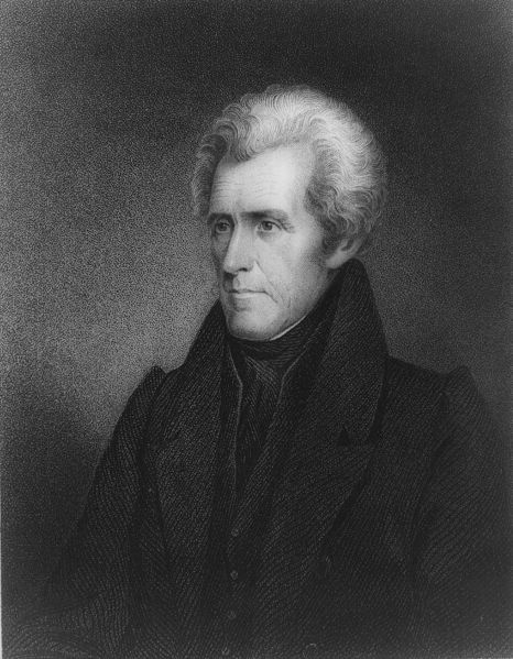 an analysis of the actions of president andrew jackson and the removal of the cherokee indians