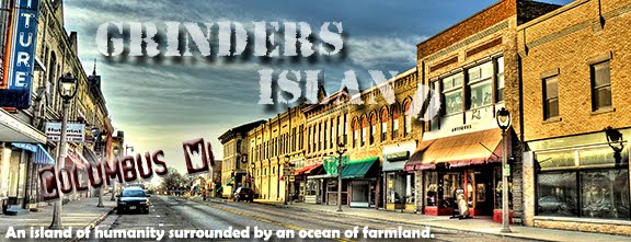 Grinders Island