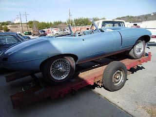 The Roadspeed Garage For Vintage Sportscars 1964 Jaguar E