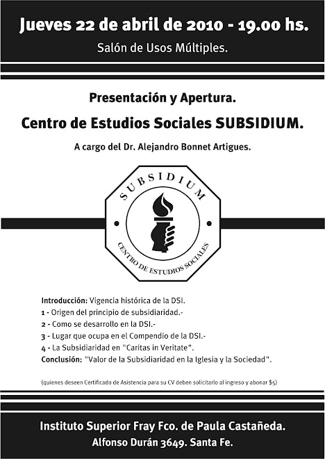 Anuncios de subsidium