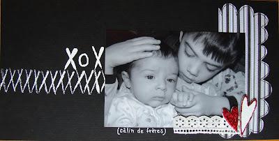 Défi du mois de juillet 09- Susie - Page 2 X-xox