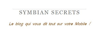 Blog Symbian Secret