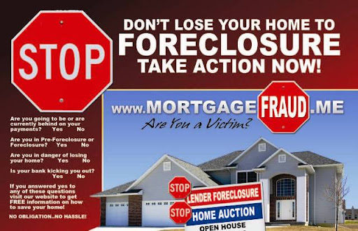 MORTGAGE FRAUD - ARE YOU A VICTIM