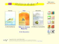 Histórias do Dia: em Português e Inglês