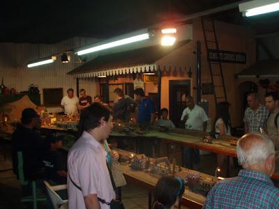 Ferroamigos cumpli a os y festej con una exposici n for Viveros en escobar
