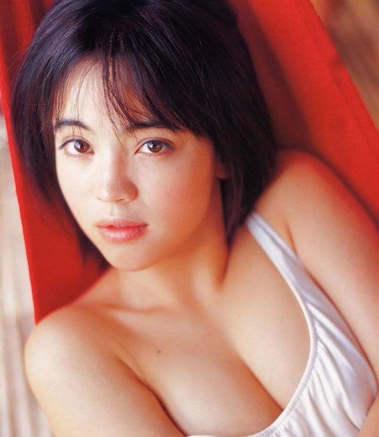 Asian girl bikini 1998