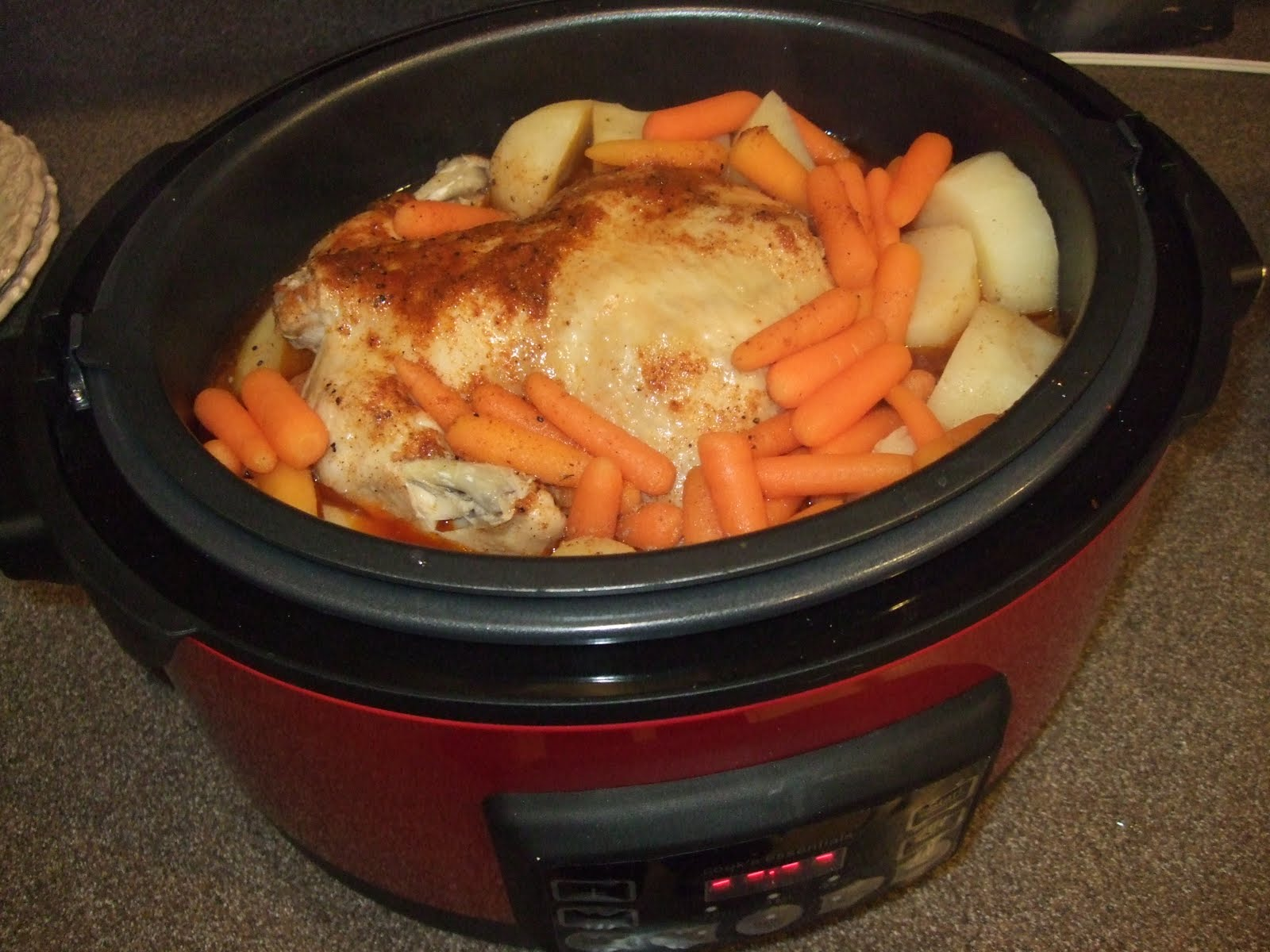 Mo momma pressure cookers are awesome roast chicken and for Electric pressure cooker fish recipes