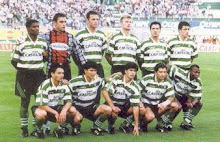 Taa de Portugal 1994/95