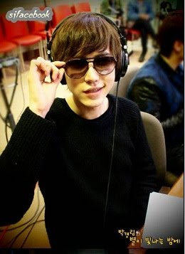 CHO KYUHYUN from SUPER JUNIOR
