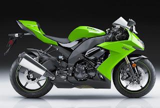 Kawasaki Ninja ZX-10R 2009