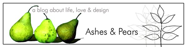 Ashes & Pears
