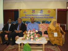 Seminar PUM di SMK Mulong
