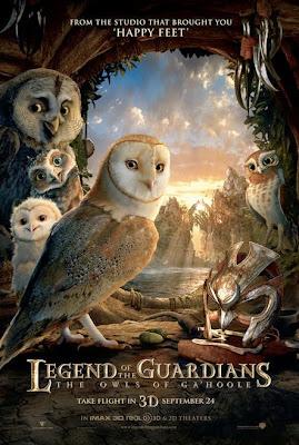 La leyenda de los guardianes