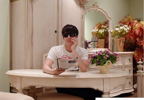The Import Mirage Furniture Hyung Jun Bought